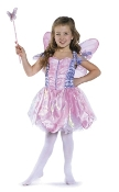 Great Pretenders Cotton Candy Fairy Dress/Wings/Wand Set