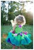 Great Pretenders Fairy Blooms Deluxe Dress