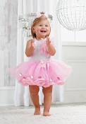 Mudpie Princess Tutu and Headband Set