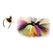 Mudpie Birthday Tutu & Headband Set