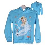 Princess Elsa Hooded Sweatshirt