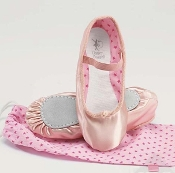 Darcey Bussell Satin Ballet Shoes