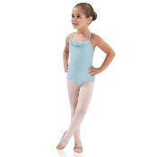 Leo Cap Sleeve Leotard
