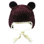 Bellabug Brown Bear Hat