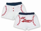 Baby Bearington Lil Slugger Diaper Cover