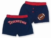 Baby Bearington Touchdown Diaper Cover