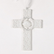 Cross Cradle Ornament