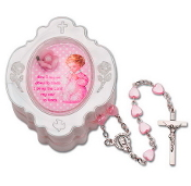 Baby Rosary with Case Girl