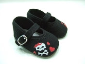 "18"" Doll Scarry Cute Shoes"