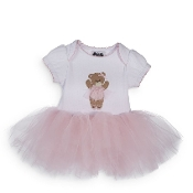 Mudpie Tutu Dress W Bear Ballerina1st Birthday Outfitfirst Outfit