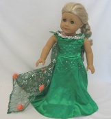 "18"" Doll Elsa's Birthday Outfit"