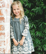 Isobella & Chloe Gracie Dress