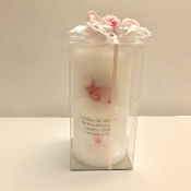 3x6 Personalized Candle Bomboniere