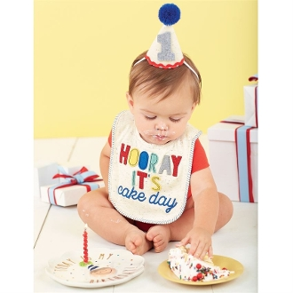 Mudpie Im 1 Party Hat1st Birthday Outfitfirst