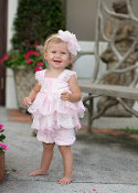Isobella & Chloe Nancy Bloomers 2pc Set