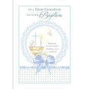 GREETING CARD - Baptism