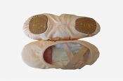 Sansha Juli Canvas Split Sole Ballet Shoe
