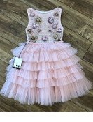 Dull Satin Dress with Lace,flower girl dress,flower girl dress toronto,flower girl dress oakville,flower giel dress mississauga,flower girl dress brampton, flower girl dress gta,flower girl dress canada,flower girls