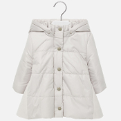 Mayoral Baby girl Padded Coat