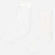 Mayoral Baby Openwork Long Socks