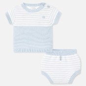 Mayoral Baby Boy 2pc Knit Set