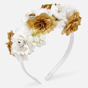 Mayoral Floral Headband