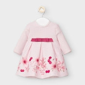 Mayoral Baby Girl Floral Dress