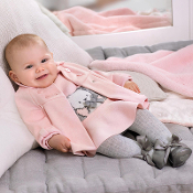 Mayoral Baby girl Formal Coat
