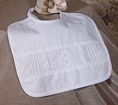 COTTON BOY'S BIB
